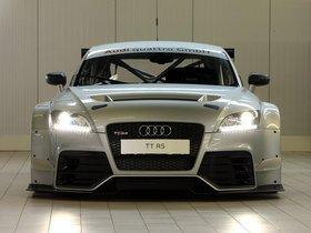 Ver foto 9 de Audi TT RS DTM Prototype 2010