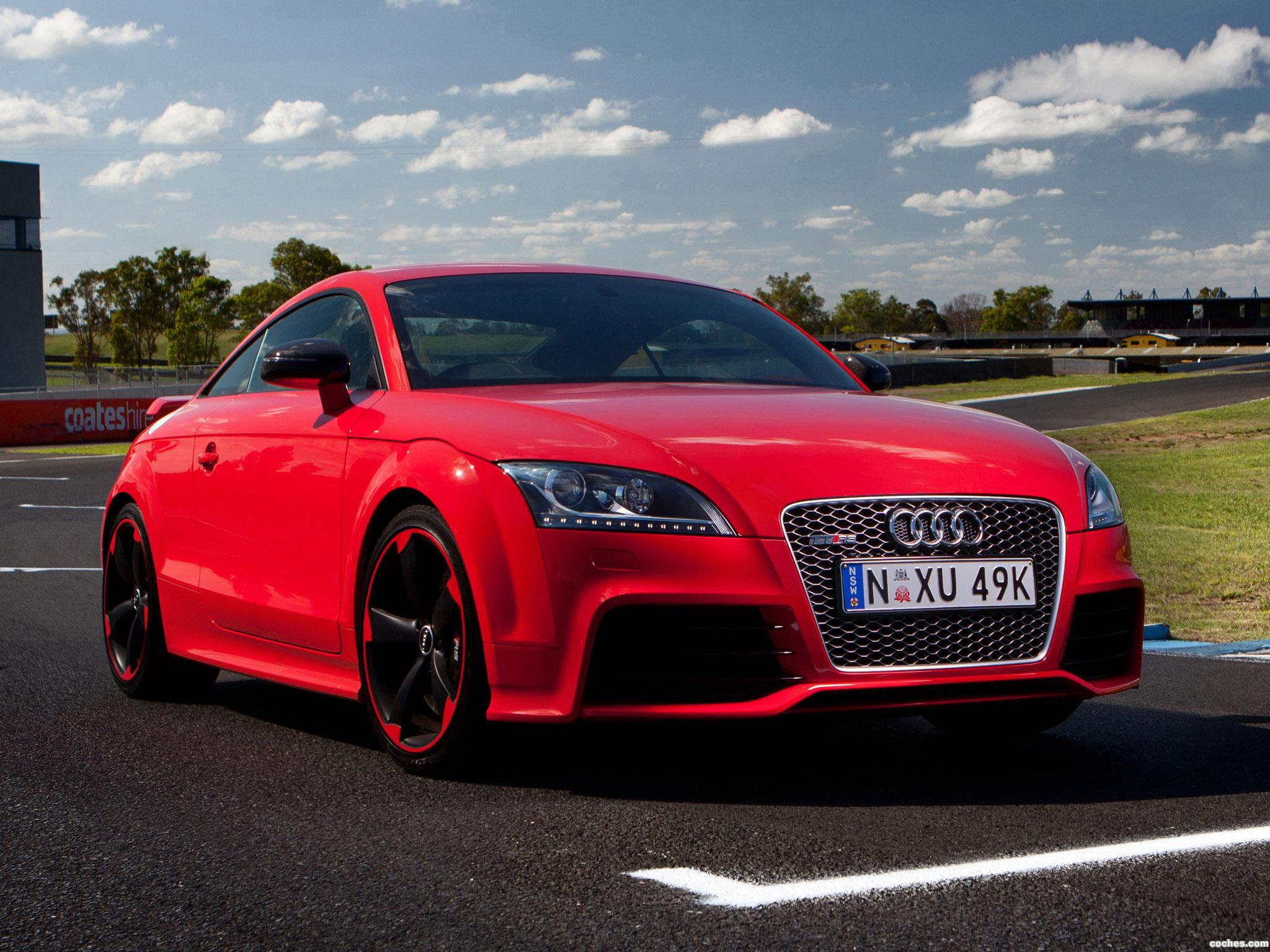 Foto 0 de Audi TT RS Plus Coupe Australia 2014