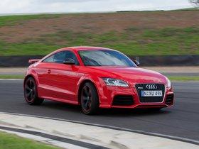 Ver foto 4 de Audi TT RS Plus Coupe Australia 2014