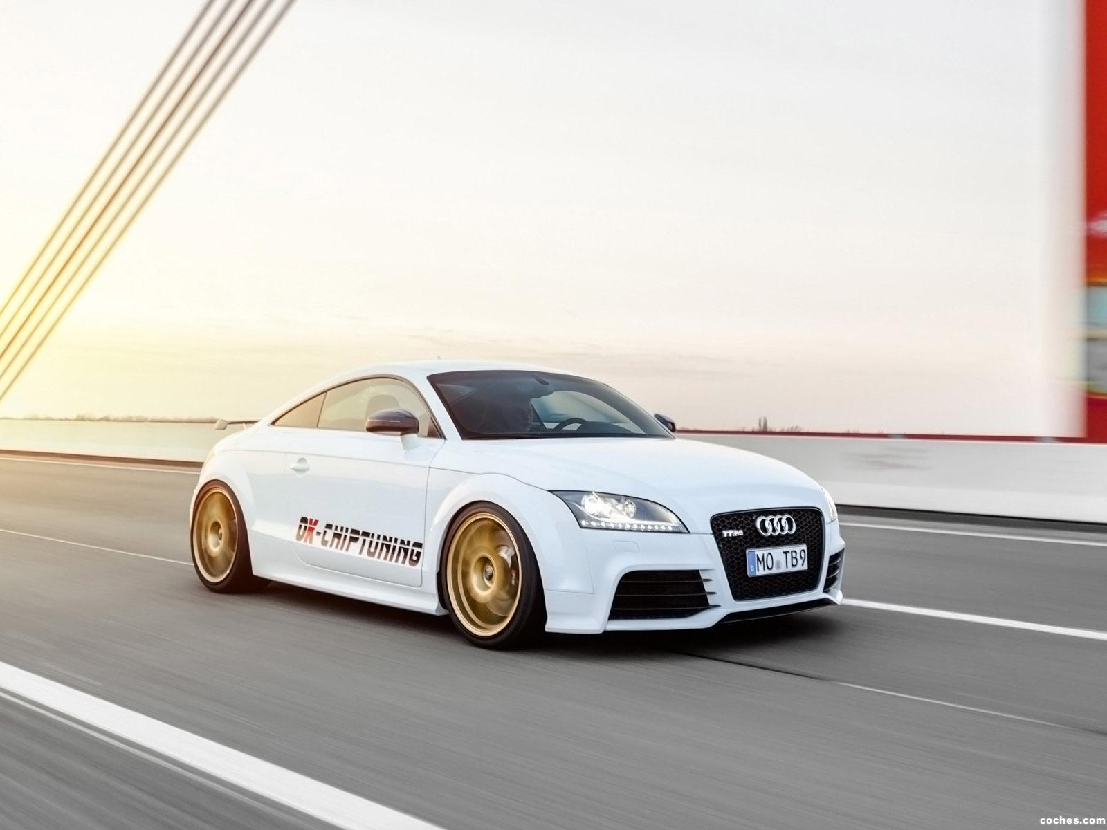 Foto 0 de Audi TT-RS Plus Coupe OK Chiptuning 2014