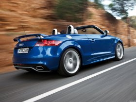 Ver foto 18 de Audi TT RS Roadster 2009
