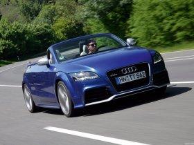 Ver foto 2 de Audi TT RS Roadster 2009