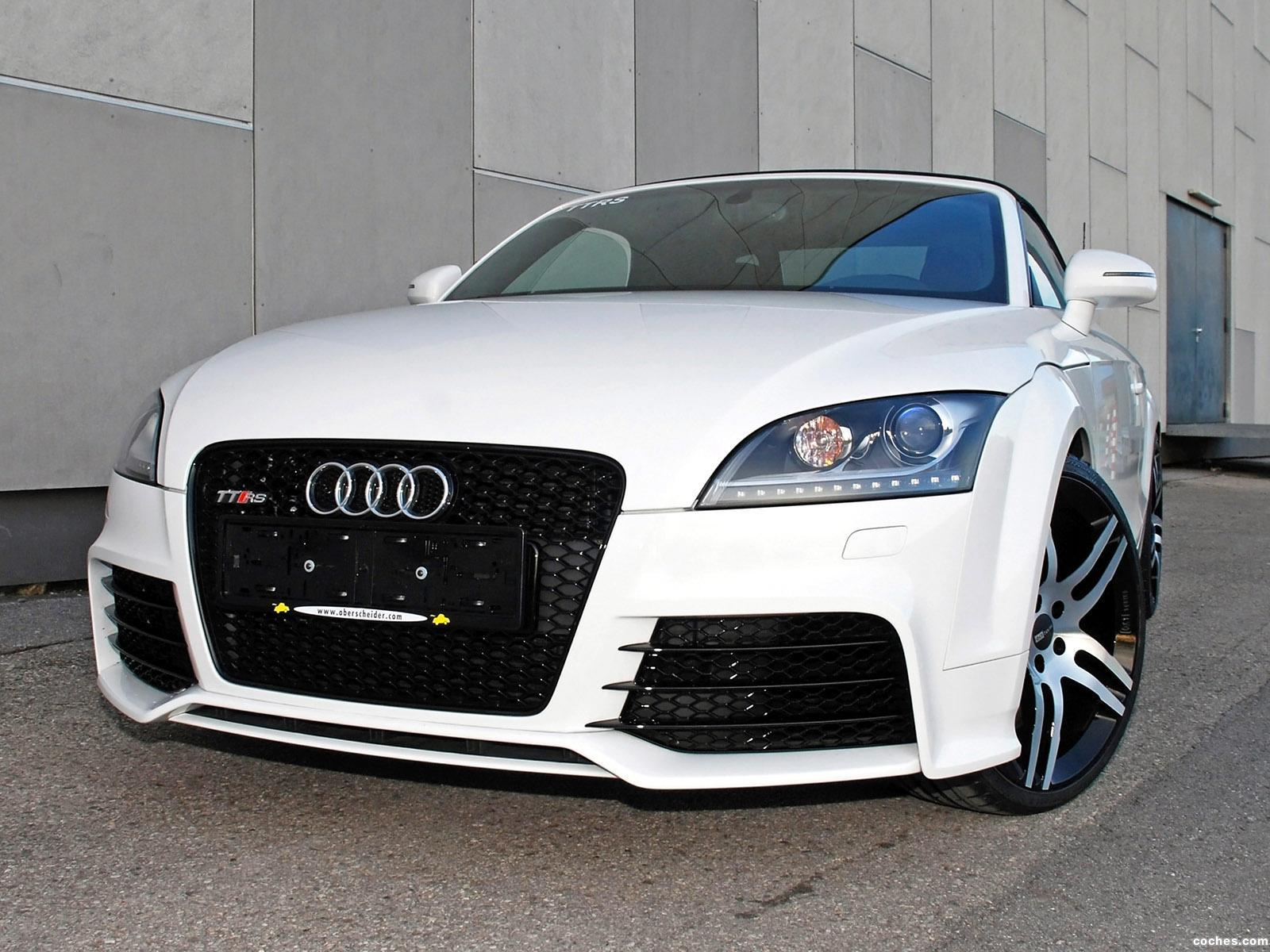 Foto 0 de Audi TT-RS Roadster O.CT Tuning 8J 2010