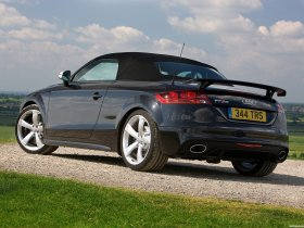 Ver foto 2 de Audi TT RS Roadster UK 8J 2009