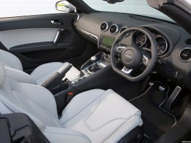 Ver foto 10 de Audi TT RS Roadster UK 8J 2009