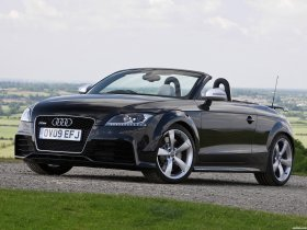 Ver foto 9 de Audi TT RS Roadster UK 8J 2009