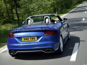 Ver foto 8 de Audi TT RS Roadster UK 8J 2009