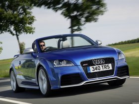 Ver foto 7 de Audi TT RS Roadster UK 8J 2009