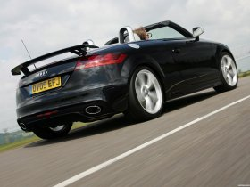 Ver foto 6 de Audi TT RS Roadster UK 8J 2009