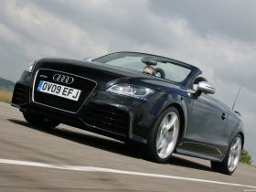 Ver foto 5 de Audi TT RS Roadster UK 8J 2009