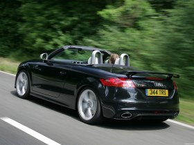 Ver foto 4 de Audi TT RS Roadster UK 8J 2009