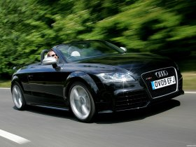 Ver foto 3 de Audi TT RS Roadster UK 8J 2009