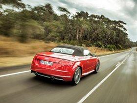 Ver foto 16 de Audi TT Roadster 2.0 TFSI Quattro S-Line Australia 2015