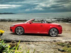 Ver foto 9 de Audi TT Roadster 2.0 TFSI Quattro S-Line Australia 2015