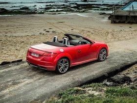 Ver foto 8 de Audi TT Roadster 2.0 TFSI Quattro S-Line Australia 2015