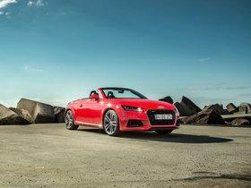 Ver foto 7 de Audi TT Roadster 2.0 TFSI Quattro S-Line Australia 2015