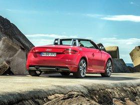 Ver foto 6 de Audi TT Roadster 2.0 TFSI Quattro S-Line Australia 2015