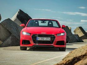 Ver foto 3 de Audi TT Roadster 2.0 TFSI Quattro S-Line Australia 2015