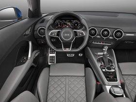 Ver foto 13 de Audi TT Roadster 2.0 TFSI Quattros S-Line 2015