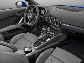 Ver foto 12 de Audi TT Roadster 2.0 TFSI Quattros S-Line 2015