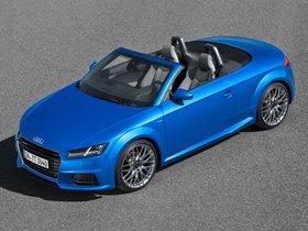 Ver foto 5 de Audi TT Roadster 2.0 TFSI Quattros S-Line 2015