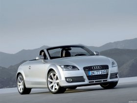 Fotos de Audi TT Roadster 2007