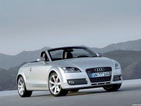 Fotos de Audi TT Roadster 2007
