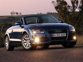 Fotos de Audi TT Roadster Australia 2007