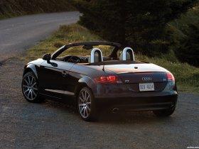 Ver foto 7 de Audi TT Roadster USA 2007
