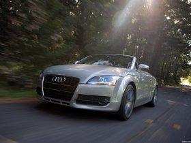 Ver foto 2 de Audi TT Roadster USA 2007