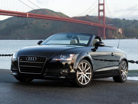 Fotos de Audi TT Roadster USA 2007