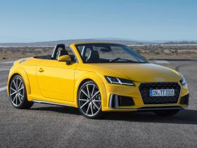 Fotos de Audi TT Roadster