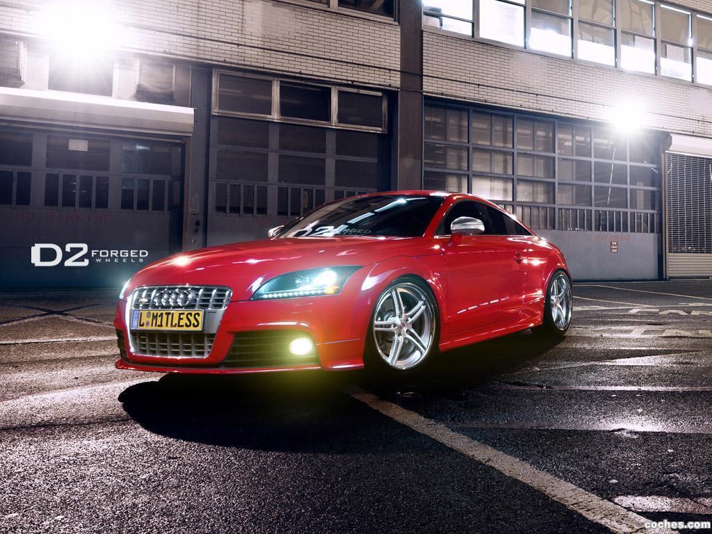 Foto 0 de Audi TT-S XL3 D2Forged 2012