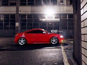 Ver foto 4 de Audi TT-S XL3 D2Forged 2012