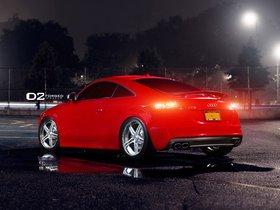 Ver foto 3 de Audi TT-S XL3 D2Forged 2012