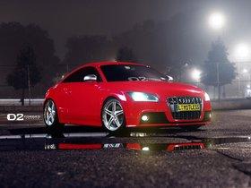 Ver foto 2 de Audi TT-S XL3 D2Forged 2012