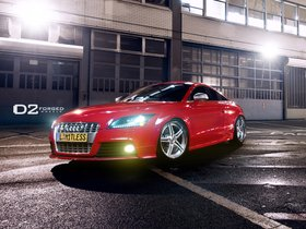 Fotos de Audi TT-S XL3 D2Forged 2012