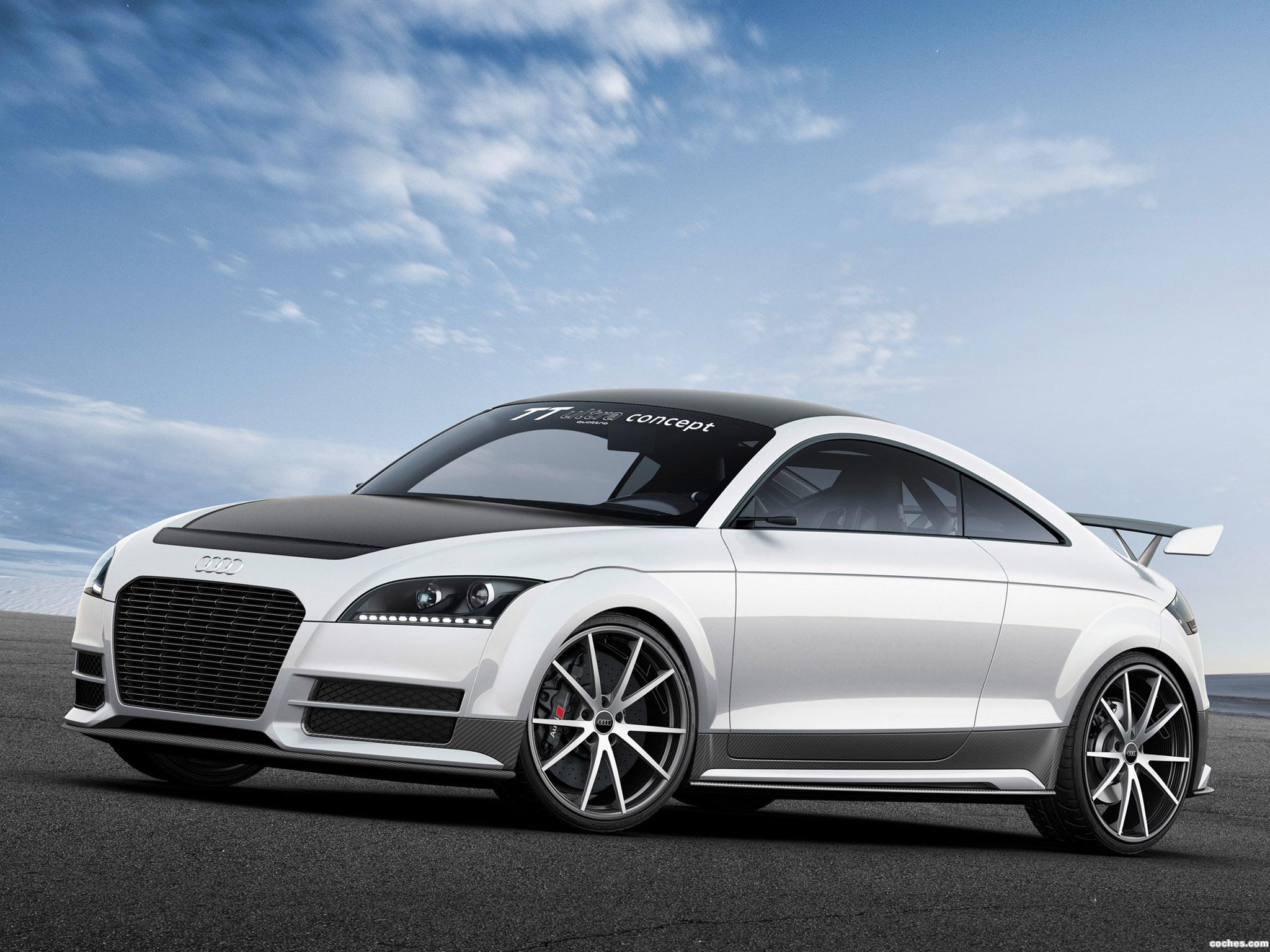 Foto 0 de Audi TT Ultra Quattro Concept 2013