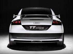 Ver foto 6 de Audi TT Ultra Quattro Concept 2013