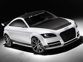 Ver foto 4 de Audi TT Ultra Quattro Concept 2013