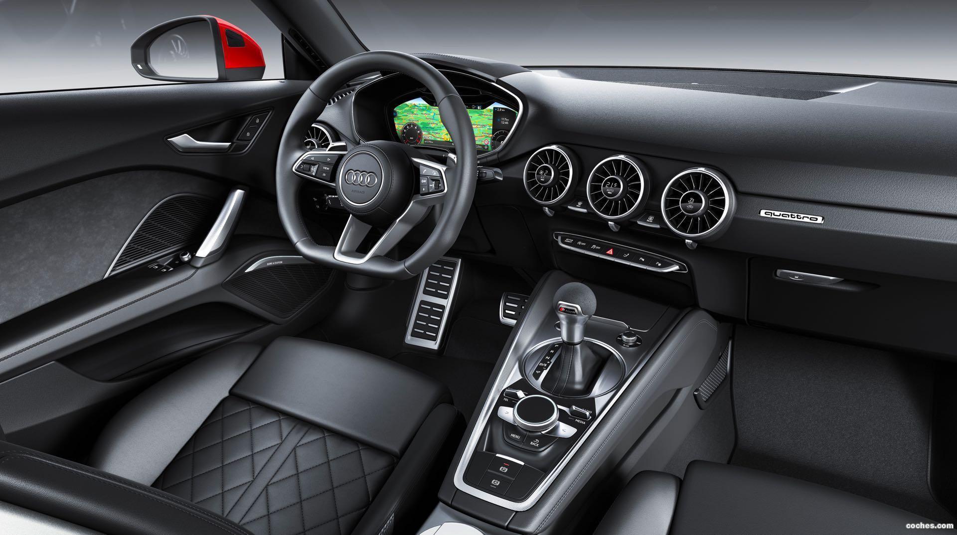 Foto 12 de Audi TT Coupe 45 TFSI quattro 2019