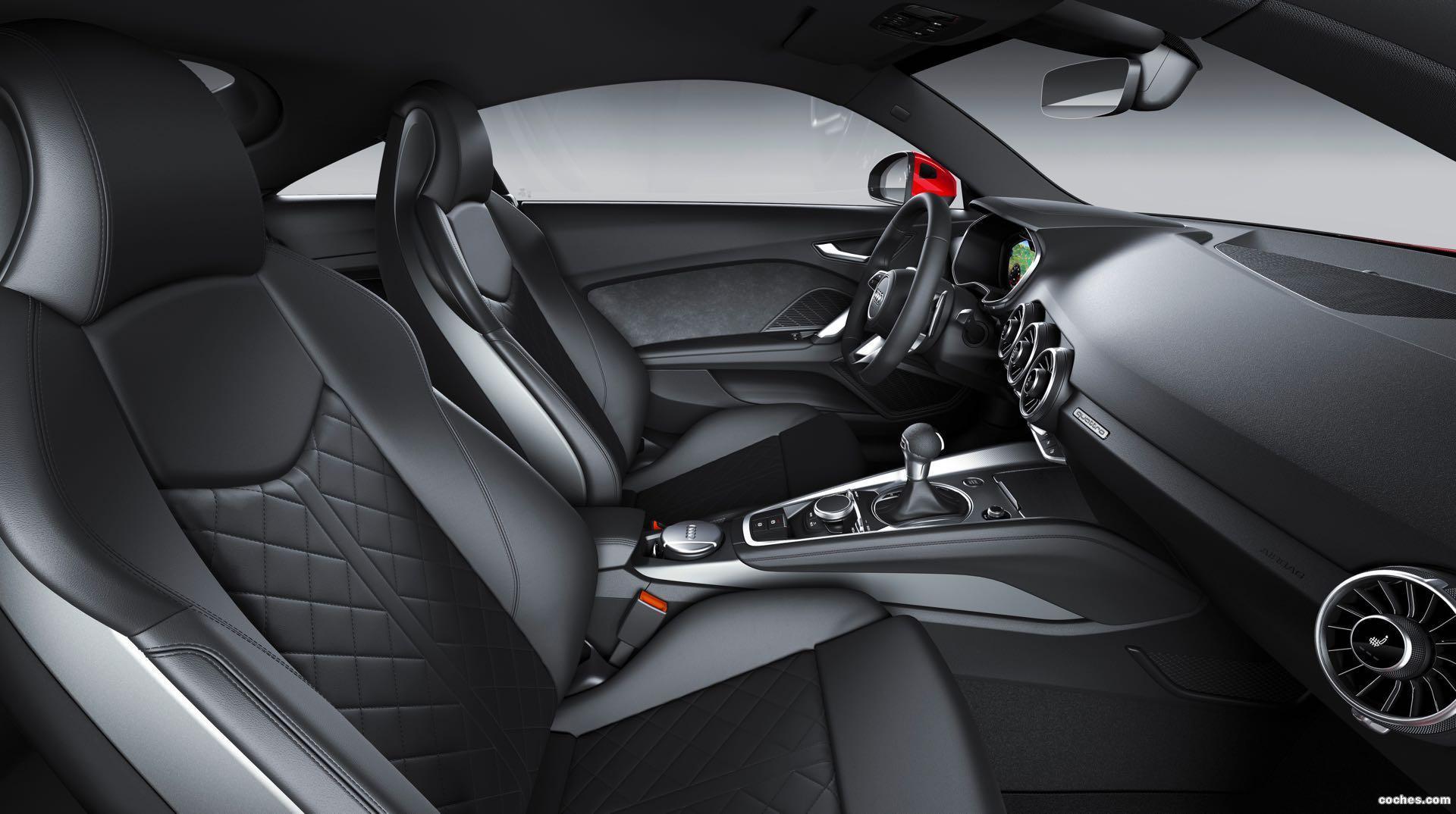 Foto 9 de Audi TT Coupe 45 TFSI quattro 2019