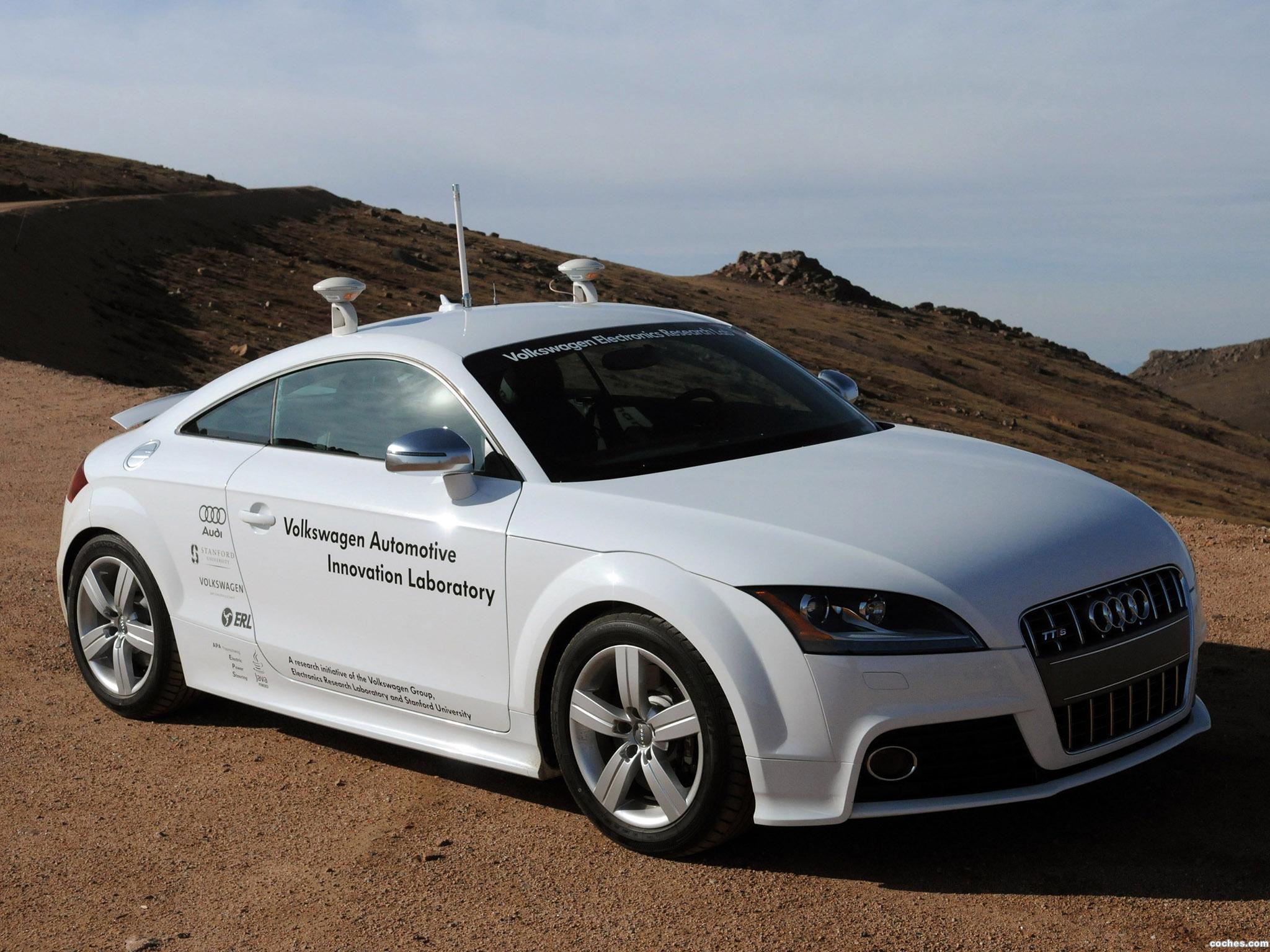 Foto 0 de Audi TT S Autonomous 2009