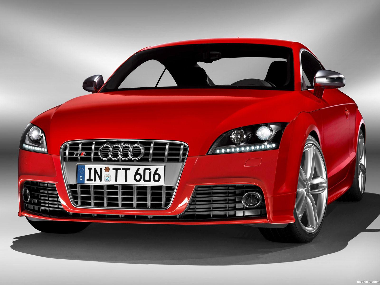Foto 0 de Audi TTS Coupe 2008