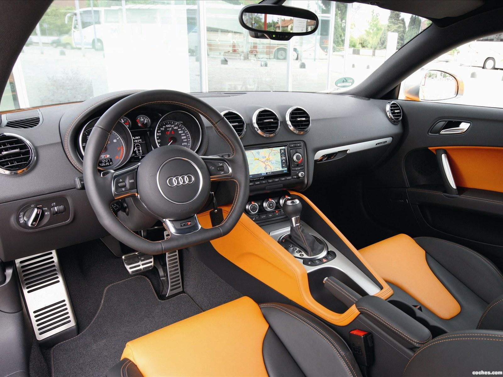 Foto 14 de Audi TTS Coupe 2010