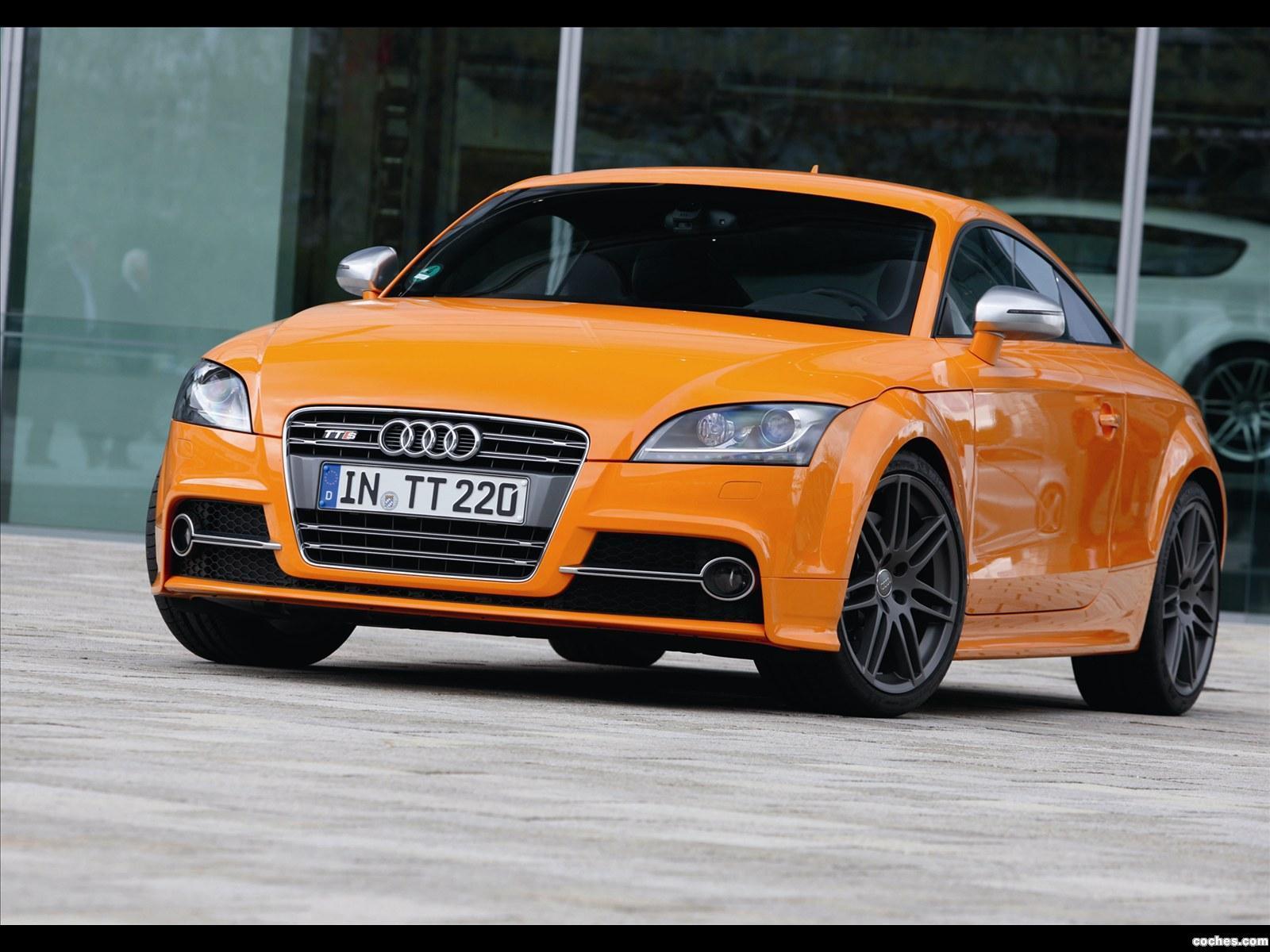 Foto 5 de Audi TTS Coupe 2010