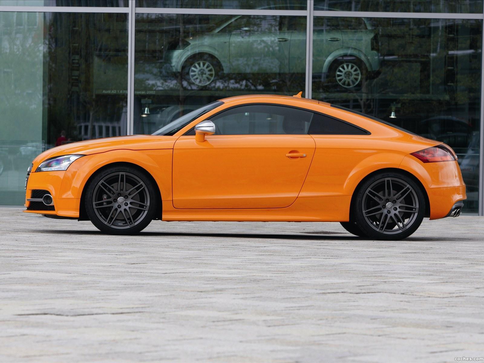 Foto 4 de Audi TTS Coupe 2010