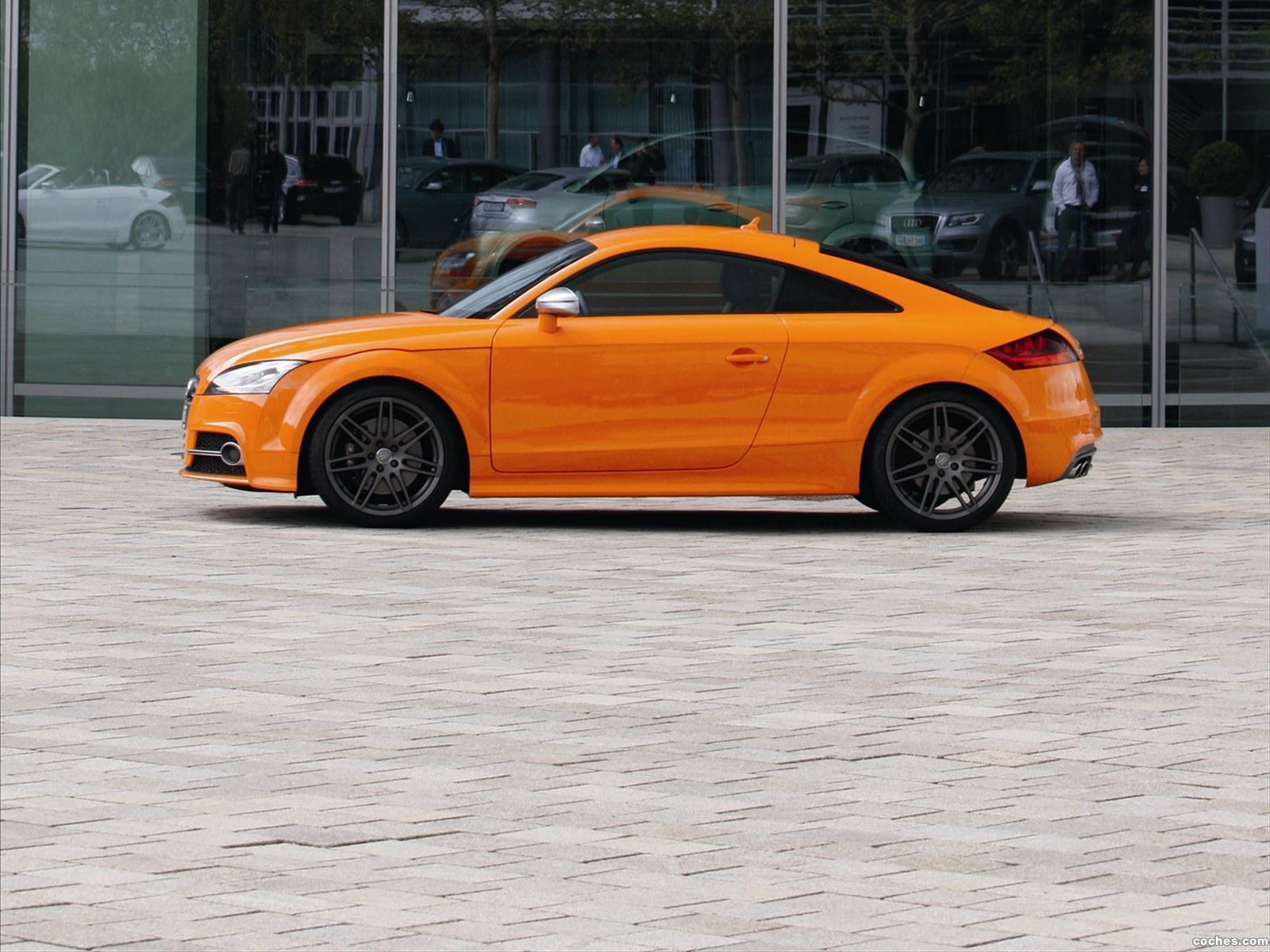 Foto 2 de Audi TTS Coupe 2010