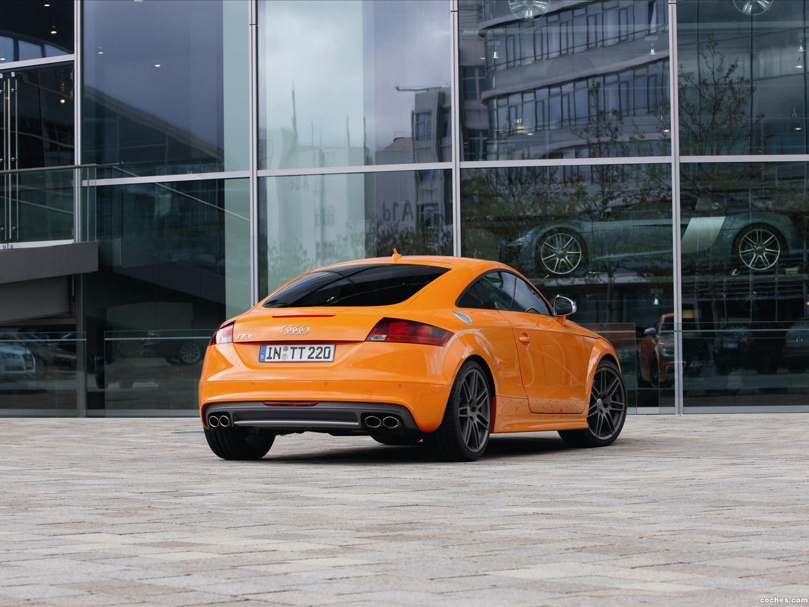 Foto 1 de Audi TTS Coupe 2010