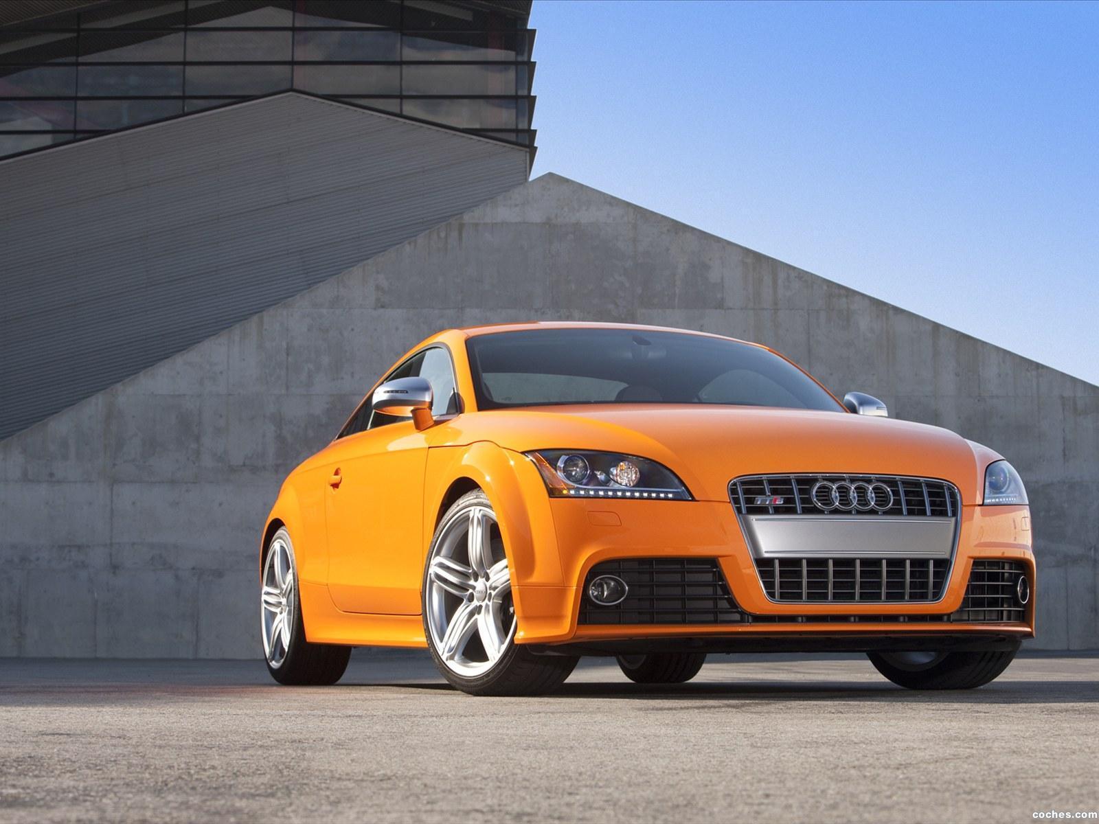 Foto 0 de Audi TTS Coupe 2010